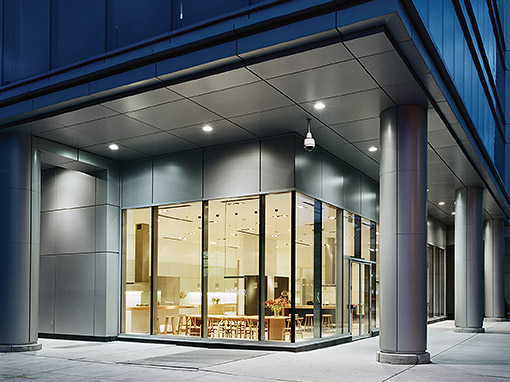 bulthaup Showroom – Toronto