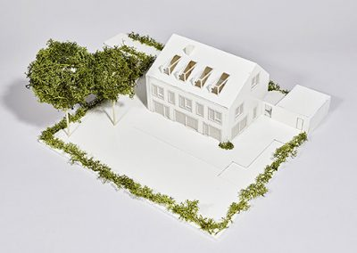 Neubau Einfamilienhaus – Grünwald