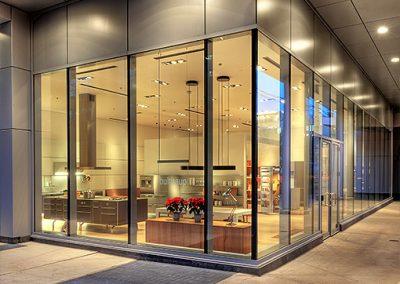 Umbau bulthaup Showroom – Toronto